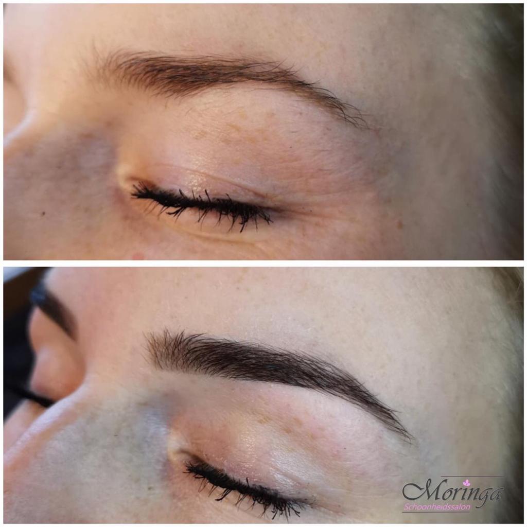 Moringa hennabrows